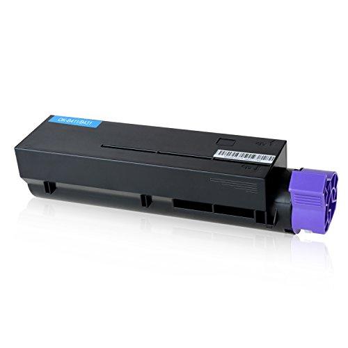 Preisvergleich Produktbild Logic-Seek Toner für Oki B411 / B431 44574702, 3000 Seiten, schwarz
