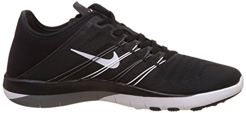 Nike Free Trainer 6, Chaussures de Fitness Femme Noir (Black/White/Cool Grey)