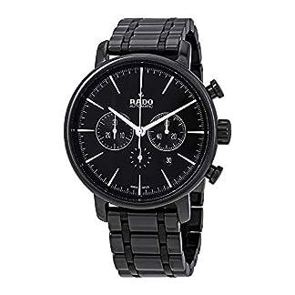 Rado-Diamaster-New-Herren-Armbanduhr-45mm-Armband-Keramik-Automatik-R14075182