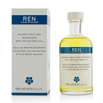 REN - Atlantic Kelp And Microalgae Anti-Fatigue Bath Oil