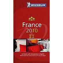 France 2010 Annual Guide (Michelin Mini Maps)