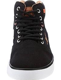 83b0b7df2a74 Sparx Men s Black Tan Colour SM0282 Series Synthetic Casual Sneaker 9UK
