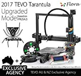#8: Tevo Upgraded Tevo Tarantula DIY 3D Printer Free with 2 Roll Multi color Filament