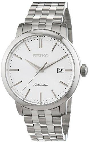 Seiko SRPA23K1 - Reloj unisex con pulsera de  acero inoxidable