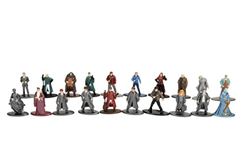 Jada- Nano MetalsFig Pack 20 Figuras Harry Potter, Multicolor (0801310844144) 4