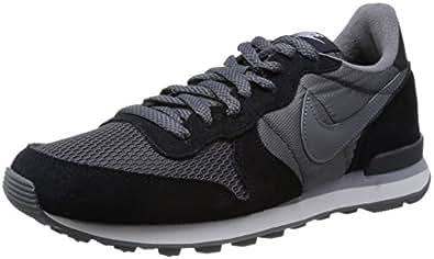 Nike Internationalist - Black / Dark Grey-wolf Grey-cool Grey, 10 B Us