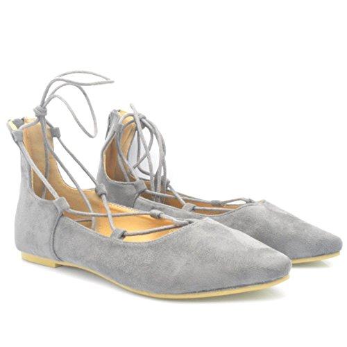 Danse Classique Gris Shoeworld Shoeworld Femme Danse FqTxnE