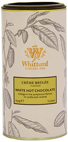 Whittard of Chelsea Creme Brulee Hot Chocolate, 1er Pack (1 x 350 g) -