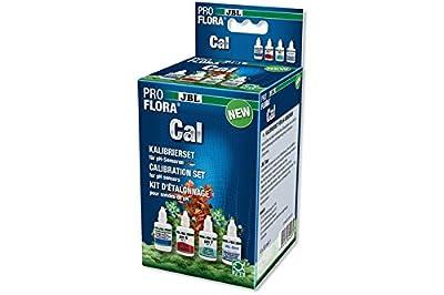 JBL ProFlora Cal 2 64456 Komplettset zur Kalibrierung, Reinigung und Pflege von pH-Elektroden für Aquarien