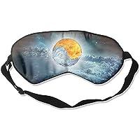 Yin Yang Radient Art Sleep Eyes Masks - Comfortable Sleeping Mask Eye Cover For Travelling Night Noon Nap Mediation... preisvergleich bei billige-tabletten.eu