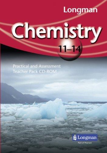 Longman Chemistry 11-14: Practical and Assessment Teacher Pack CD-ROM (LONGMAN SCIENCE 11 TO 14) by Iain Brand (2009-12-10)