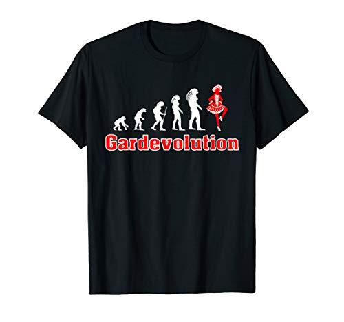 Gardevolution im Gardetanz Fun shirt als Kostüm im - Tanz Kostüm Der Narren