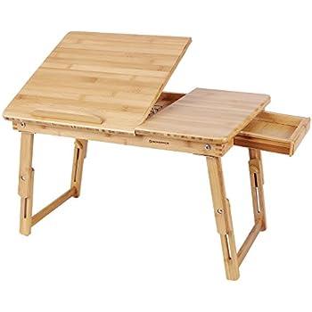 betttisch laptoptisch klapptisch aus holz fbt02 w wei k che haushalt. Black Bedroom Furniture Sets. Home Design Ideas