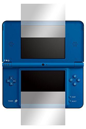 "2 x Slabo Displayschutzfolie Nintendo DSi XL ""1x BILDSCHIRM + 1x TOUCHSCREEN"" Displayschutz Schutzfolie Folie CrystalClear MADE IN GERMANY"