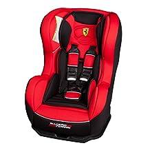 Ferrari Cosmo 0-18 Kg Oto Koltuğu, Kırmızı
