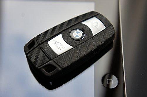 3d-carbon-schwarz-folie-fur-ihren-schlussel-vom-bmw-e60-e61-e65-e81-e90-e91-e92-e93-e83-x1-x3-x5-z4-