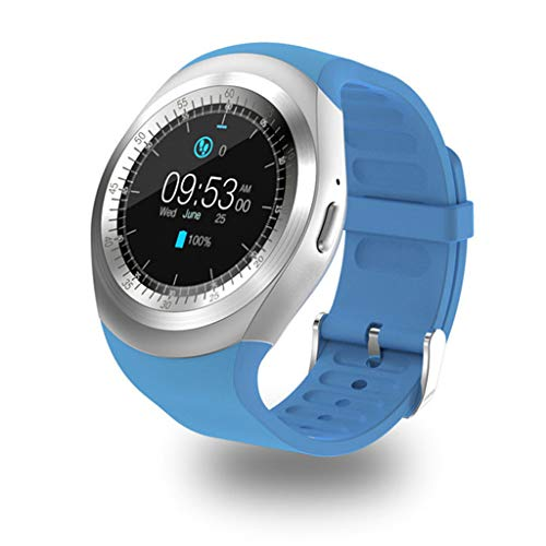 C-Xka Smart Watch, Fitness Tracker, Runde Smartwatch