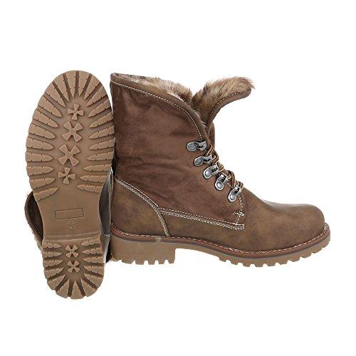 Calzature & Accessori marrone chiaro per donna Ital Design Sitios Web Precio Barato y0PYnBLb
