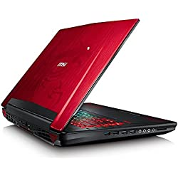 "MSI Gaming GT72S 6QF(Dominator Pro G Dragon Edition)-032UK 2.7GHz i7-6820HK 17.3"" 1920 x 1080Pixel Nero, Rosso Computer portatile"