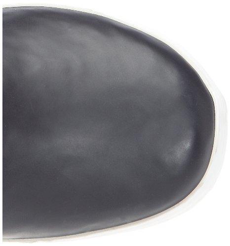 Aigle - s Giboulée - Botte unisex enfant Noir (Noir/Blanc)