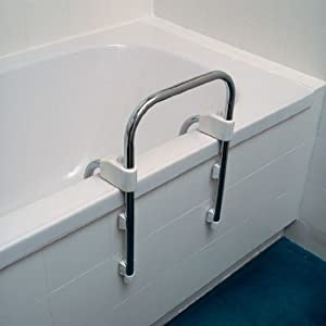 Badewannen Einstiegshilfe, Griff fürs Bad vom Stock-Fachmann