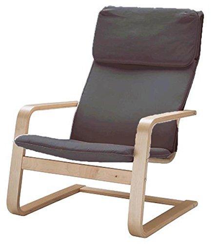 90b8ee1c56cc El Pello silla algodón cubre repuesto es fabricada a medida para IKEA Pello  – Silla para