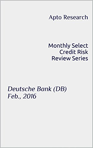 deutsche-bank-db-feb-2016-monthly-select-credit-risk-review-series-english-edition