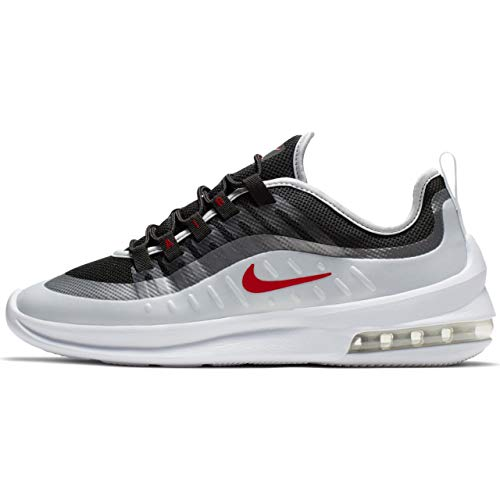 Nike Herren AIR MAX AXIS Leichtathletikschuhe, Mehrfarbig (Black/Sport Red/MTLC Platinum/White 000), 44 EU