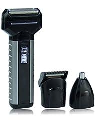GX Drei-In-Eins Wiederaufladbare Nase Fön Haarpflege Messer Rasiermesser Elektrische Rasiermesser Multifunktions-Rasiermesser
