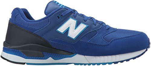 New Balance - M530pib, Sneaker Uomo blu / nero / bianco