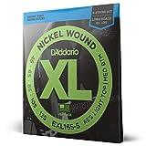 d'Addario EXL165-5 Set Corde Basso Exl