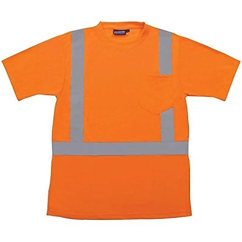 ERB–61679clase 2pájaros ojo T de manga corta camiseta–Naranja–X–Tamaño grande