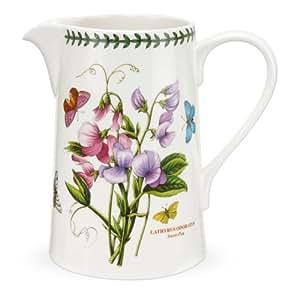 portmeirion botanic garden 3pt bella jug amazoncouk kitchen u0026 home
