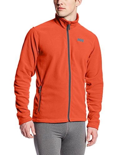 Helly Hansen Herren Fleecejacke Daybreaker Jacket Orange