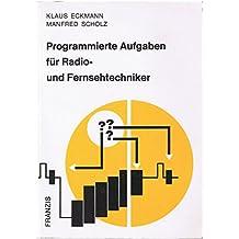 Programmierte Aufgaben (5690 447) für Radio- und Fernsehtechniker