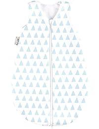 Julius Z/öllner Jersey Winterschlafsack Gr 98 Triangel blue
