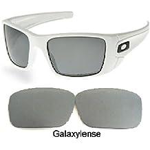 Galaxylense Lentes de reemplazo para Oakley Fuel Cell Polarizados para hombre o mujer 60x1.5x40