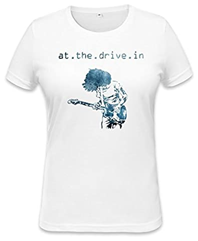 At The Drive In Womens T-shirt XX-Large