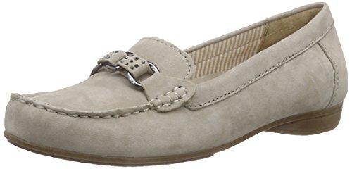 Gabor Shoes 44.211 Damen Mokassin ,Braun (12 visone) ,40 EU