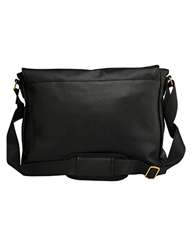 Mi-Pac Messenger,  Nero Black (Tumbled Black) Nero (Black (Tumbled Black))