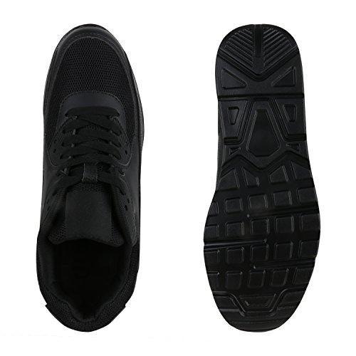 Stivali Paradiso Scarpe Sportive Da Uomo Look Pelle Sneakers Velour Glitter Runner Metallici Scarpe Casual Lace-up Flandell Nero Nero Brooklyn