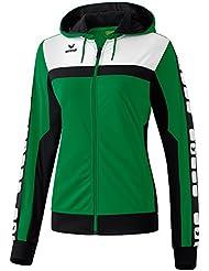 CLASSIC 5-CUBES Trainingsjacke mit Kapuze