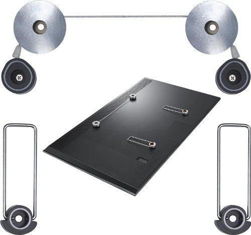 Duronic TVB1103M - Soporte ultra delgado para pantallas de 59cm - 106cm - TV Plasma LED entre (23