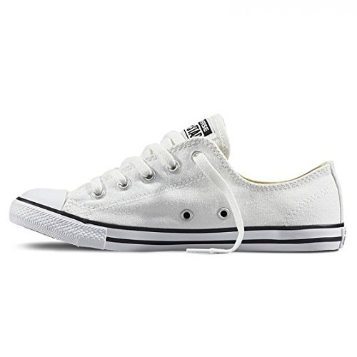 Converse As Dainty Ox, Baskets mode mixte adulte weiß
