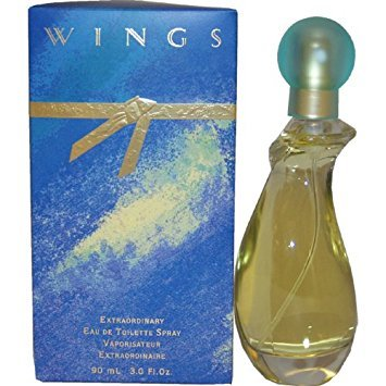 Giorgio Beverly Hills Wings Femme Eau de Toilette Spray 90 ml