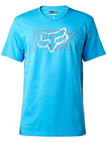 Fox T-Shirt Skars Schwarz Blue