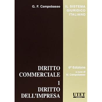 Diritto Commerciale: 1