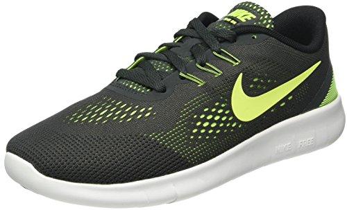 Nike (Nikmm) Free Rn (Gs), Chaussures de Fitness Mixte Enfant