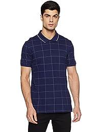 Arrow Newyork Men's Printed Regular Fit T-Shirt
