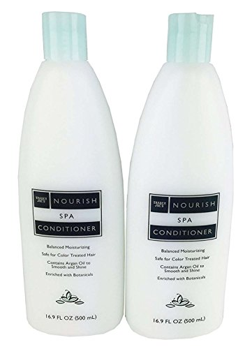 trader-joes-nourish-spa-balance-moisturizing-conditioner-cruelty-free-pack-of-2